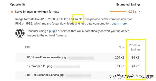 前端开发者都要学习使用WebP加速你的网站