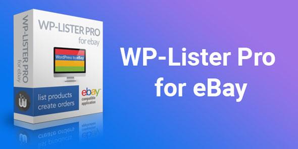 WP-Lister Pro for eBay - WooCommerce网站连接eBay商店插件-创客云