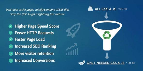 Asset CleanUp Pro - 页面加速优化WordPress插件-创客云
