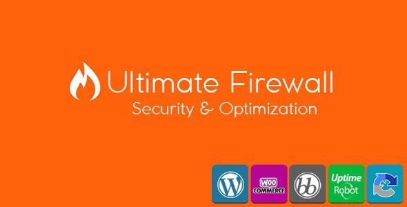 WP Ultimate Firewall - 防火墙安全防护WordPress插件-创客云