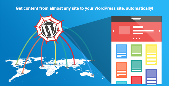 WP Content Crawler - 内容获取文章采集WordPress插件-创客云