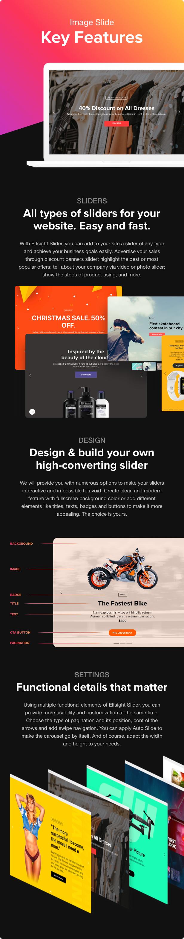 Slider - 图片幻灯片轮播WordPress插件-创客云
