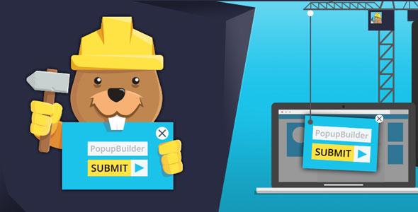 Popup Builder + Extensions 弹窗构建器WordPress插件-创客云