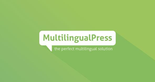 MultilingualPress - 多语言翻译WordPress插件-创客云