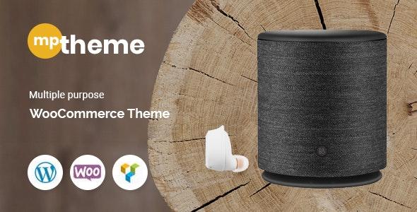 Mptheme - 电子科技用品商店Woomerce主题-创客云