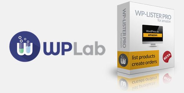 WP-Lister Pro for Amazon - WooCommerce产品与Amazon亚马逊连接插件-创客云