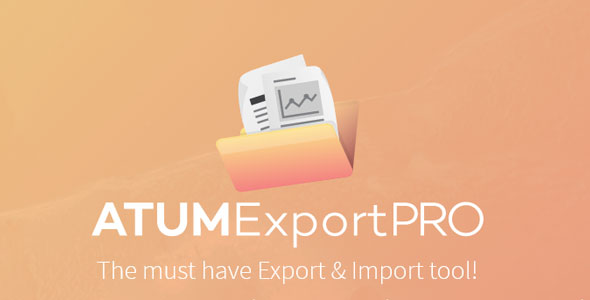 ATUM Export Pro - 商店数据导出导入WordPress插件-创客云