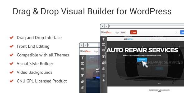 MotoPress Content Editor - 可视化编辑器WordPress插件-创客云