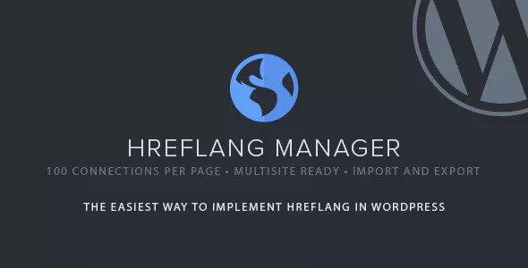 Hreflang Manager 多语言识别设置WordPress插件-创客云