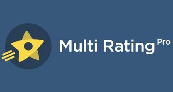 Multi Rating Pro - 评分评论WordPress插件-创客云