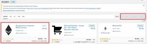 基于ETH以太坊网络的ERC20合约代币的购物商城网站