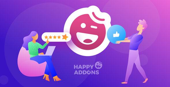 Happy Elementor Addons Pro Elementor插件扩展包专业版-创客云