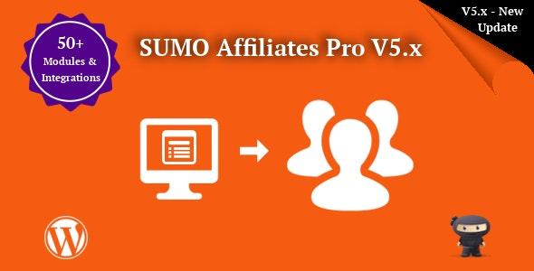 SUMO Affiliates Pro - 积分推广奖励专业版WordPress插件-创客云