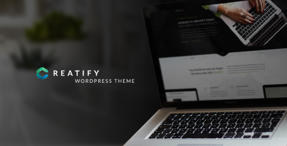 Creatify – 多用途企业咨询业务WordPress主题 – v1.4