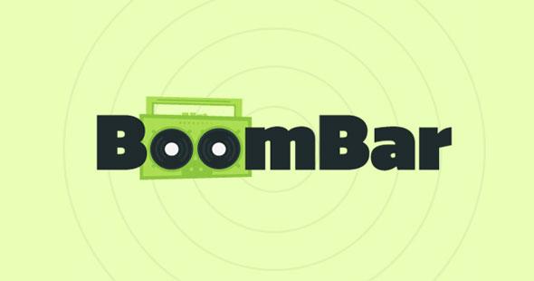 Boom Bar - WordPress通知栏插件-创客云