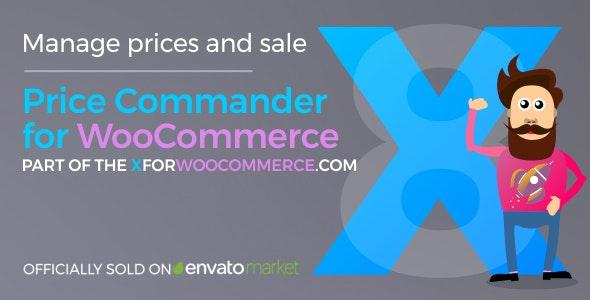 Price Commander for WooCommerce 批量价格管理插件-创客云