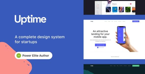 Uptime - Elementor 响应式多用途企业WordPress主题-创客云
