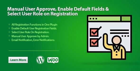 WooCommerce All in One Registration Plugin 商店用户注册插件-创客云