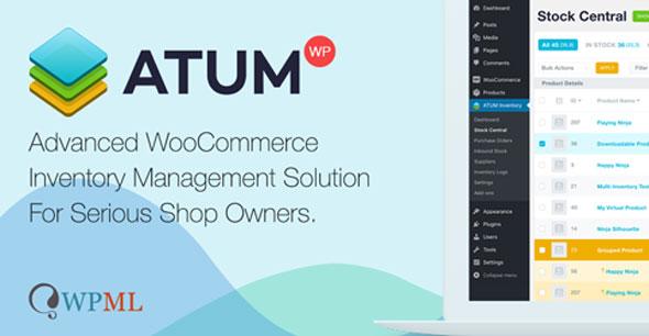 ATUM - 高级库存管理附加组件-创客云