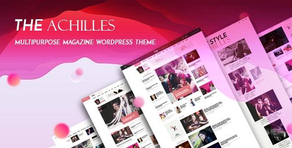 Achilles - 多用途杂志博客WordPress主题-创客云