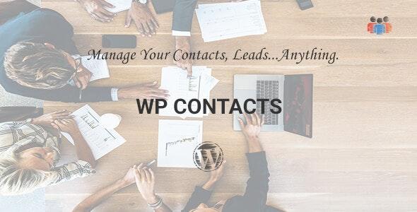 WP Contacts - 联系人管理WordPress插件-创客云