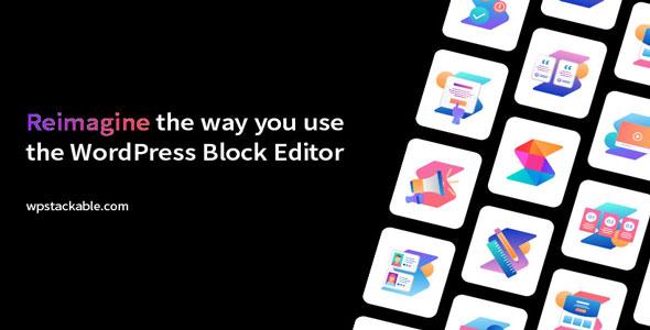 Stackable Premium - CSS编辑器专业版插件-创客云