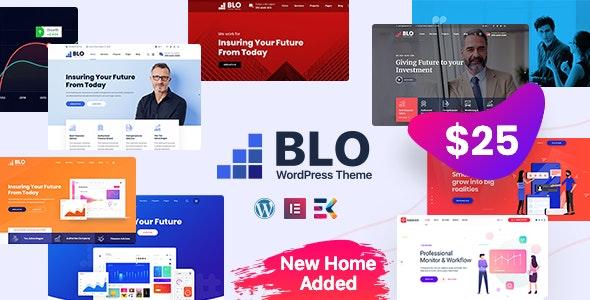 BLO - 企业公司集团官方网站模板主题-创客云