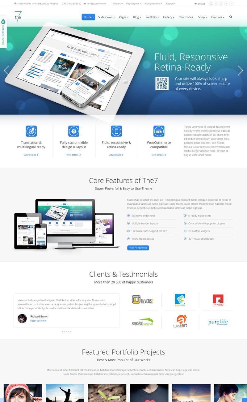 The7-Premium-WordPress-Theme