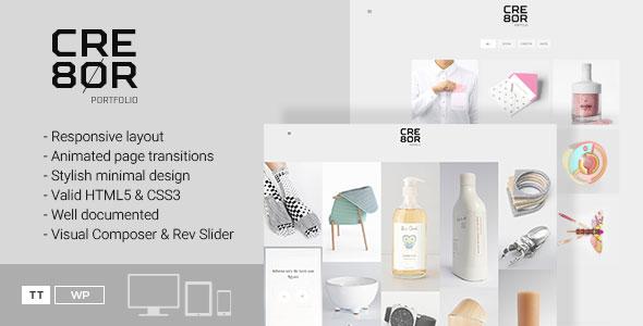 Cre8or-A-Minimal-Portfolio-WordPress-Theme
