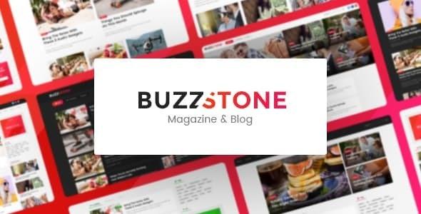 Buzz Stone - 新闻杂志博客WordPress主题-创客云