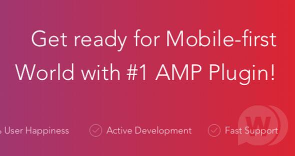 AMP for WP + Extension Bundle 移动端AMP插件 – v1.0.34
