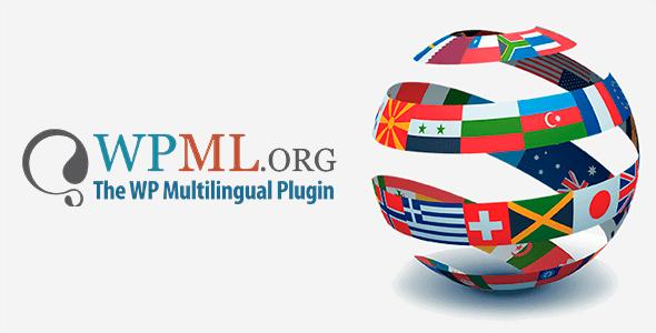 WPML – 多语言翻译WordPress插件 – v4.3.4