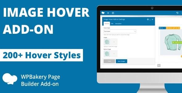 Image Hover Add-on for WPBakery Page Builder 图像悬停特效插件 – v1.0.0