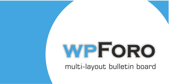 wpForo + Addons Pack 论坛社区WordPress插件 – v1.7.1