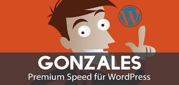 Gonzales – 高级压缩加速WordPress插件 – v2.1.6