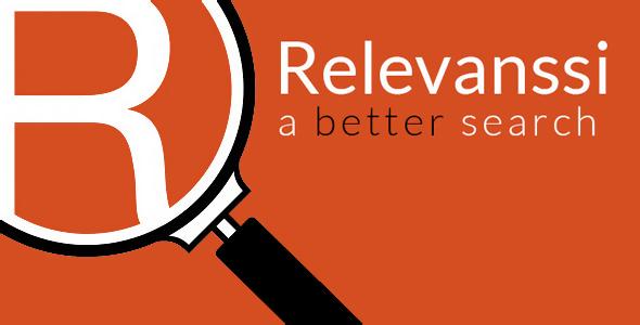 Relevanssi Premium – 高级专业WordPress搜索插件 – v2.8.1
