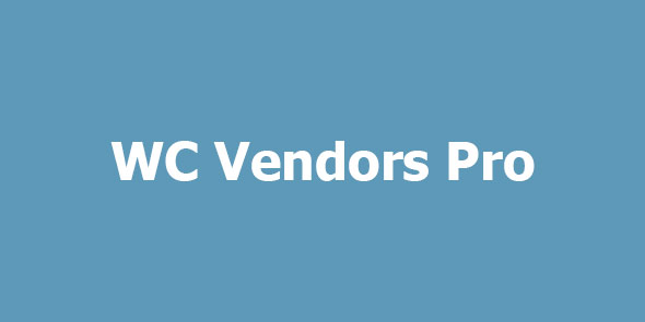 WC Vendors Pro 供应商管理插件 – v1.7.1