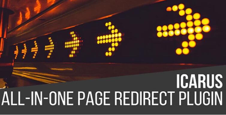 Icarus All In One Page Redirect Plugin for WordPress 重定向插件