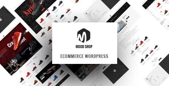 Moodshop – 时尚电子商务WordPress主题 – v1.0.2