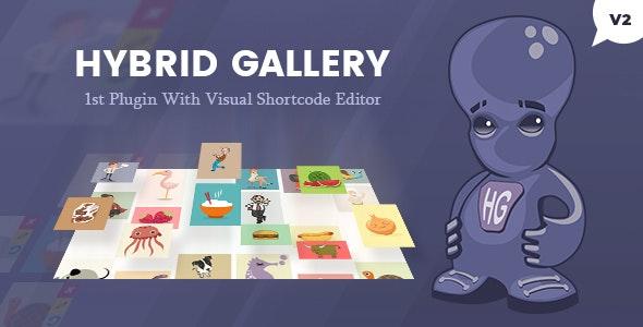 Hybrid Gallery – 可视化相册画廊插件 – v2.1
