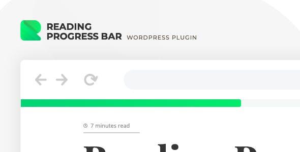 ReBar – 文章阅读进度条WordPress插件 – v2.0.3