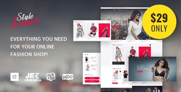 SolosShopy – 时尚服饰商店WooCommerce主题 – v1.1