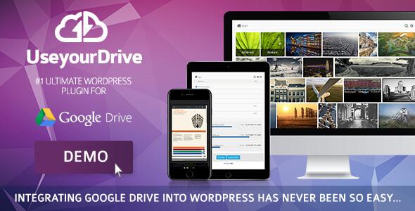 Use-your-Drive – Google Drive 谷歌网盘插件 – v1.15.8