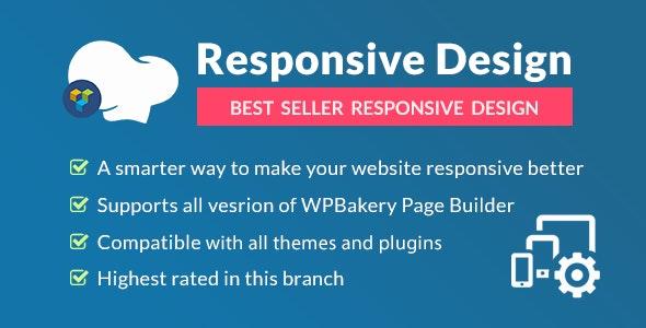 Responsive PRO for WPBakery Page Builder – 可视化页面构建器插件 – v1.4.0