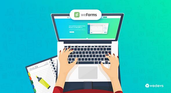 weForms Pro – 便捷快速联系表单生成插件 – v1.3.11