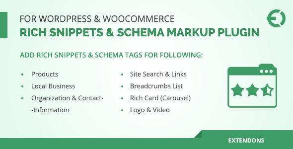Rich Snippets & Schema Markup – 自定义谷歌搜索结果样式 – v1.0.3