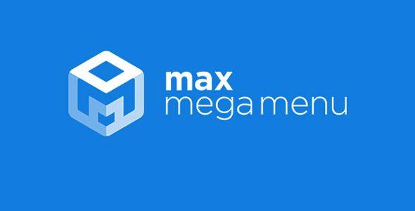 Max Mega Menu Pro – WordPress巨型菜单插件 – v2.1.3