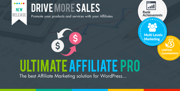 Ultimate Affiliate Pro 推广联盟WordPress插件 – v6.5