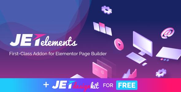 JetElements – 可视化页面元素扩展插件