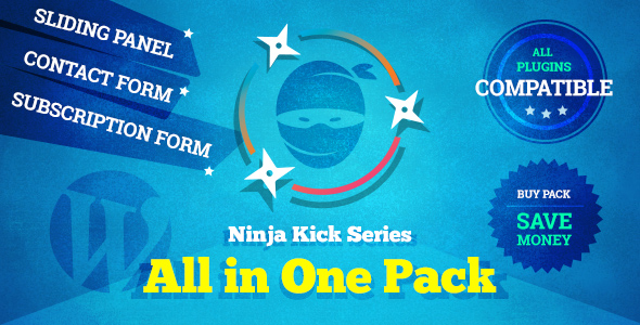 Ninja Kick Series – 插件集 – v1.4.0